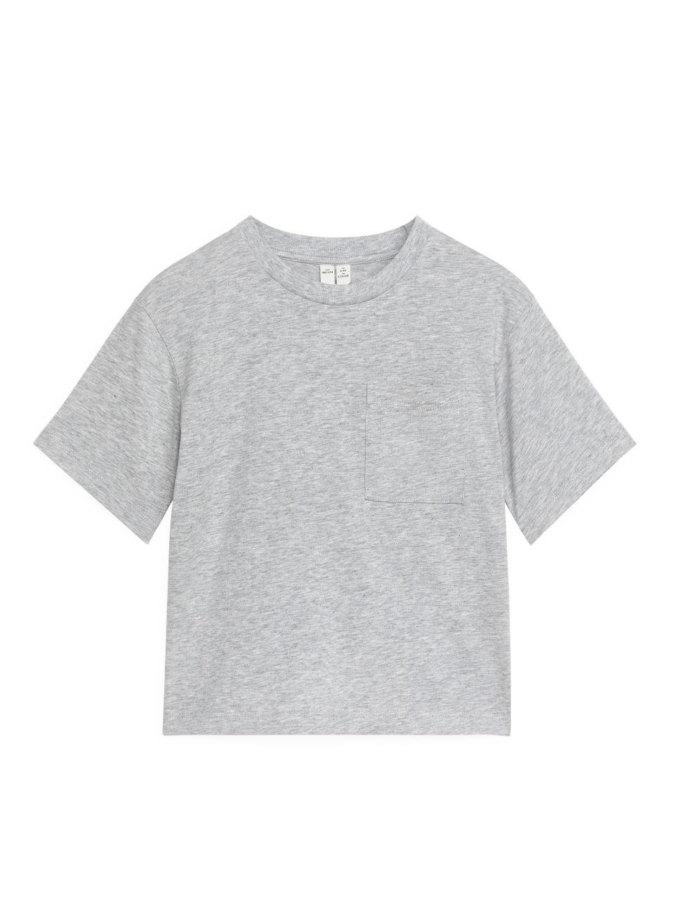 Loose Fit T-Shirt - Grey