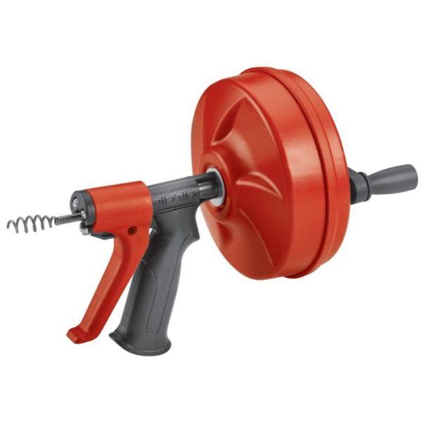 Ridgid Power Spin Rensemaskin