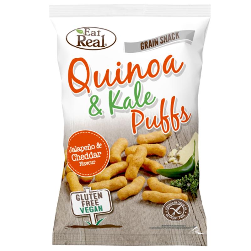 Quinoa & Kale Puffs - 66% alennus