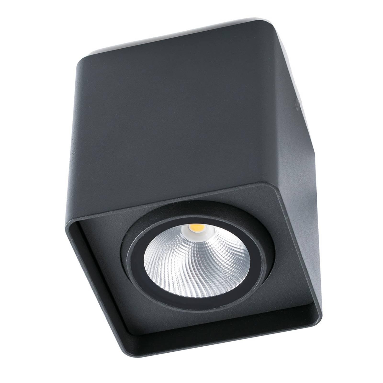 Subtil utendørs LED-takspot Tami
