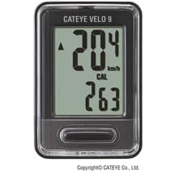 Cateye Velo9 Black