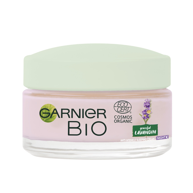 Garnier - Bio Lavandin Anti Wrinkle Sleeping Cream 50 ml