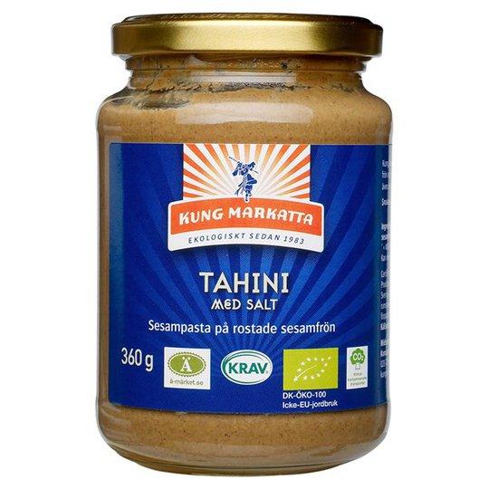 Kung Markatta Tahini med salt, 360 g