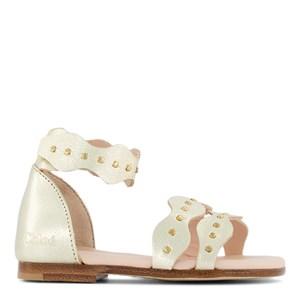Chloé Studded Sandaler Guld metallic 20 (UK 4)