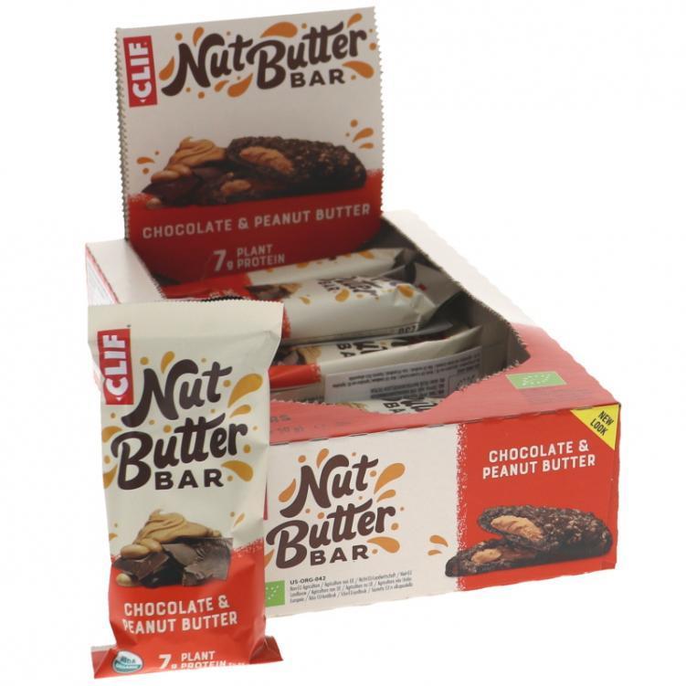 Eko Energibar Choklad & Jordnötssmör 12-pack - 49% rabatt