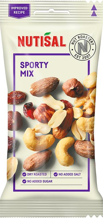 Nutisal Sporty Mix 60g