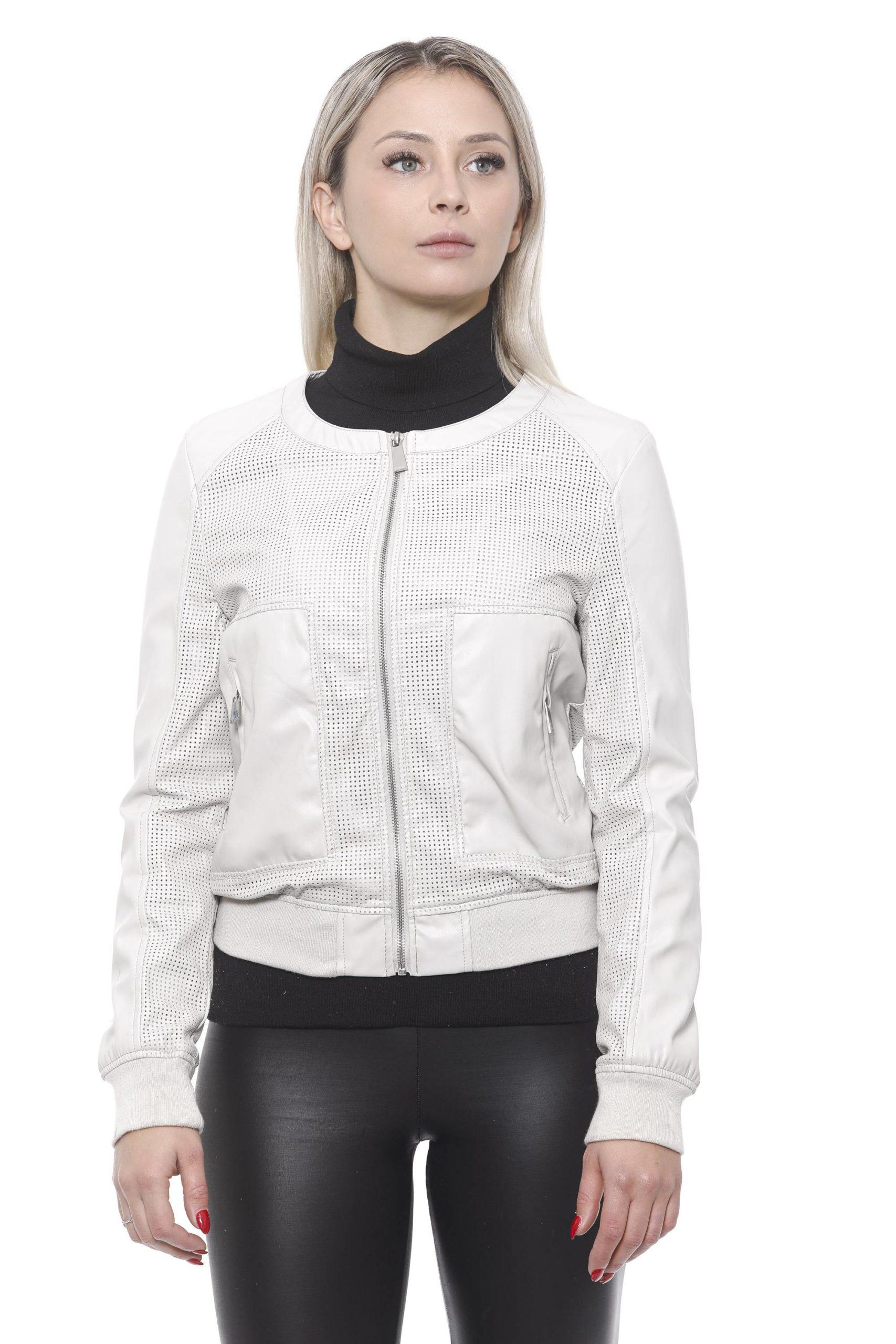 19V69 Italia Women's Jacket Beige 191388228 - M