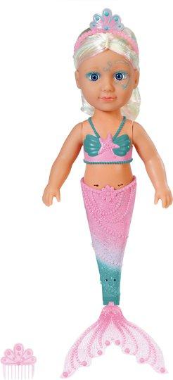 Baby Born Dukke Little Sister Mermaid, 46 cm