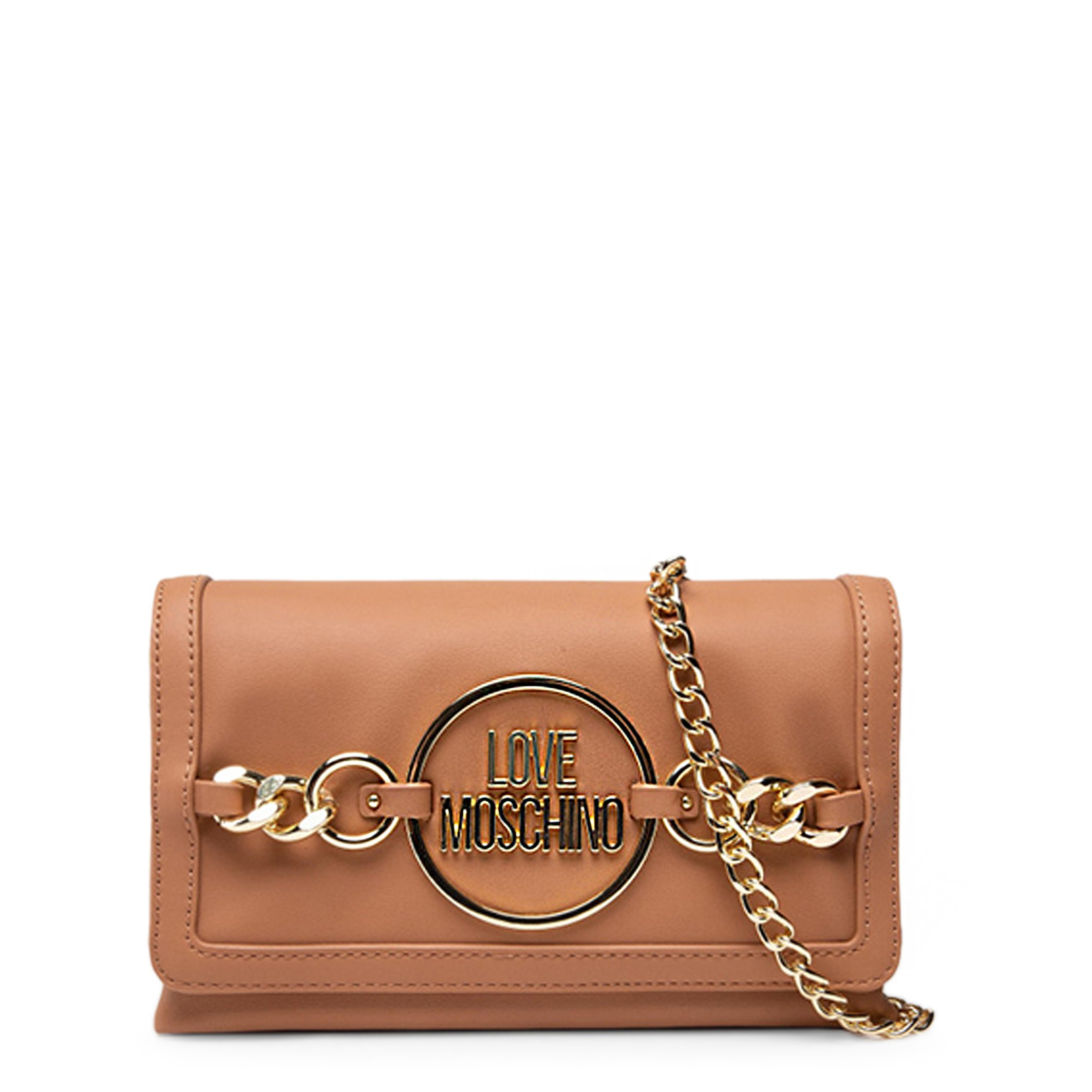 Love Moschino Women's Crossbody Bag Various Colours JC4152PP1DLE0 - brown NOSIZE