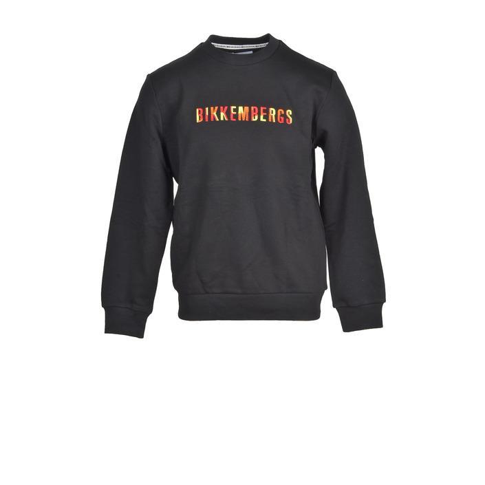 Bikkembergs Men's Sweatshirts Black 322435 - black M