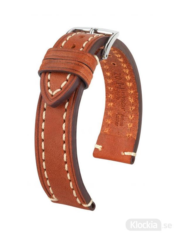 Hirsch Liberty 18mm Artisan Leather Large 10900270-2-18
