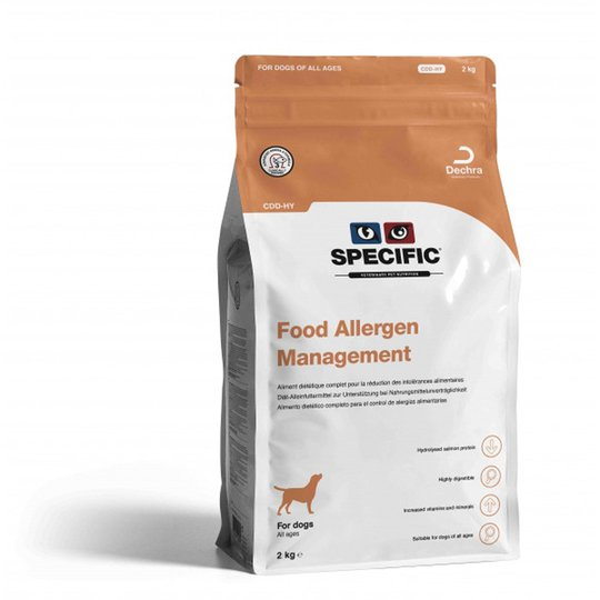 Specific™ Food Allergy Management CDD-HY (2 kg)