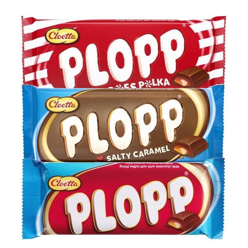 Plopp Chokladpaketet - 57% rabatt