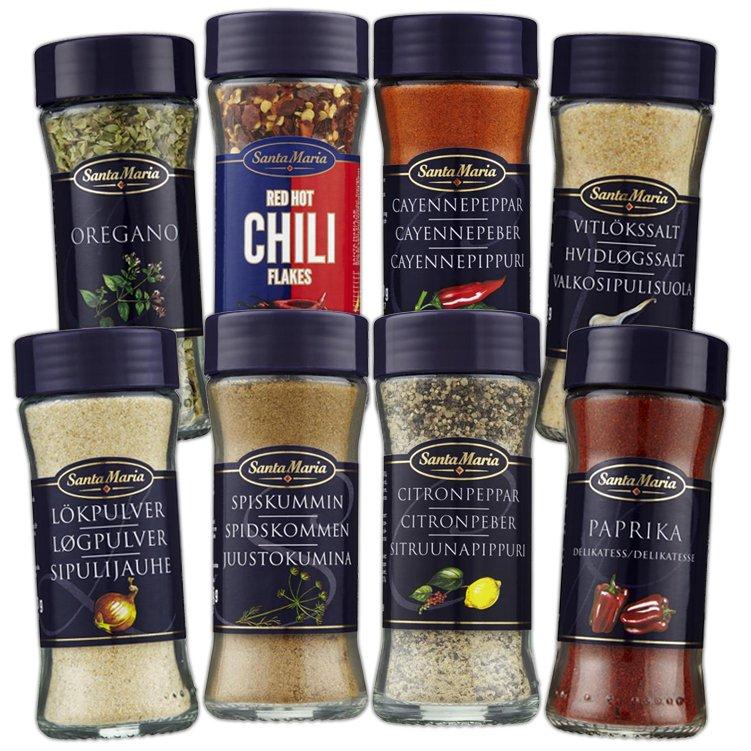 Kryddpaketet Guacamole - 61% rabatt
