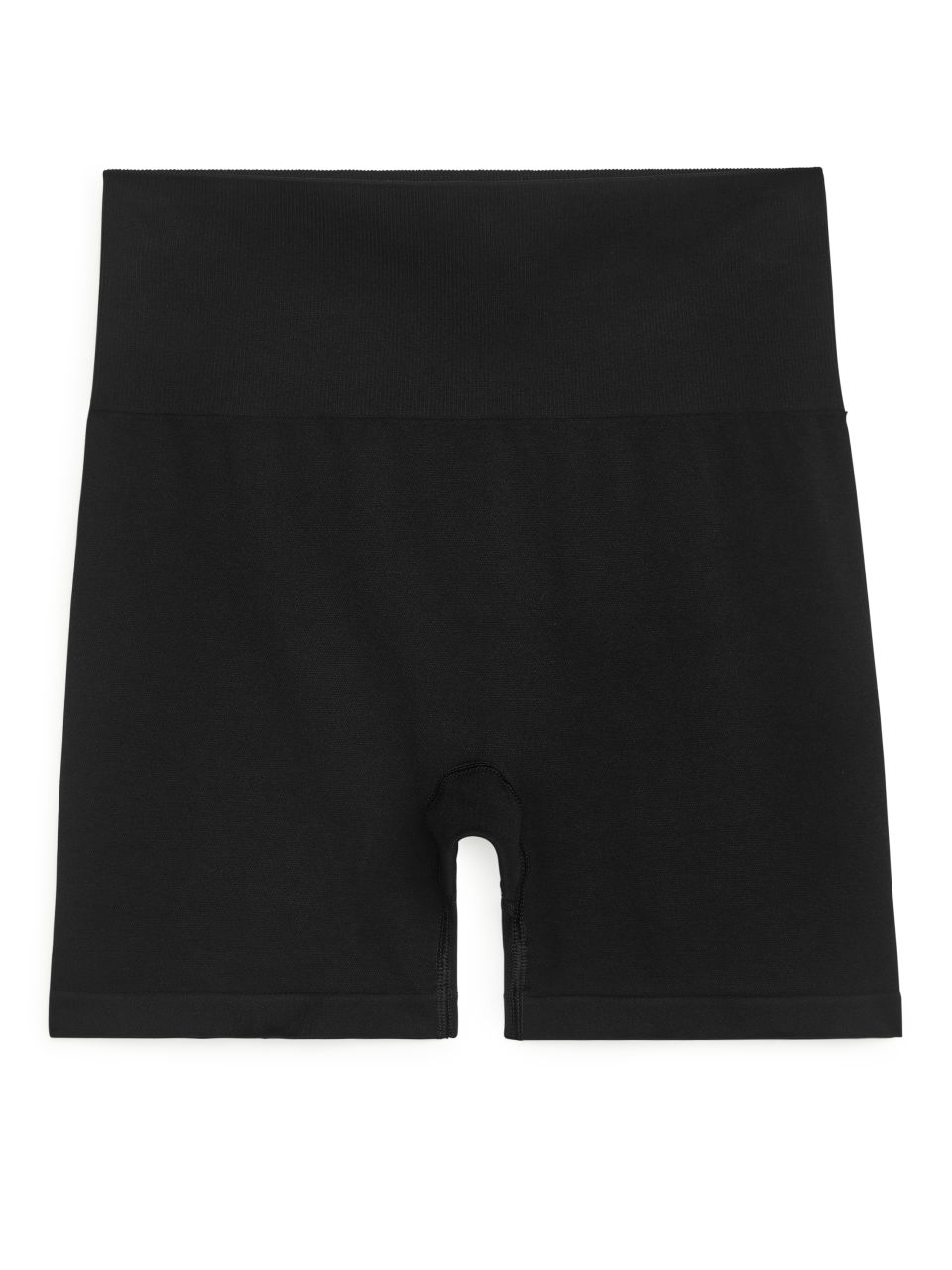 Seamless™ Yoga Shorts - Black