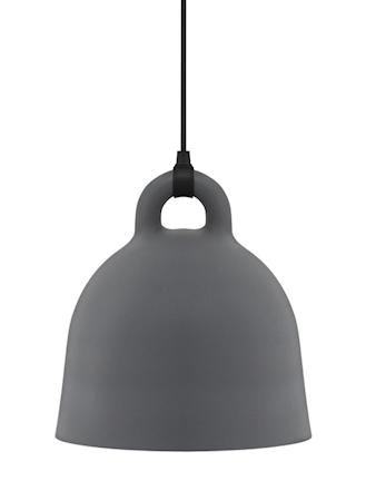 Bell Lampe Grå M