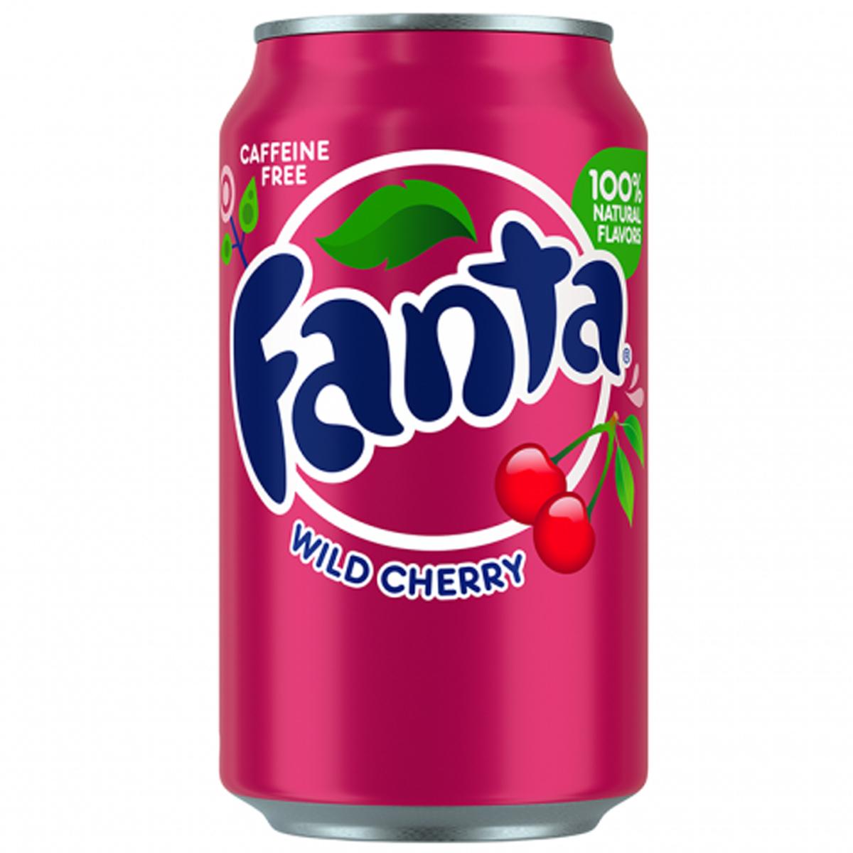 Fanta Cherry - 25% rabatt