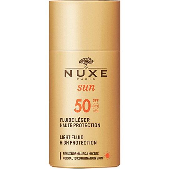 Sun Fluid Spf, 50 ml Nuxe Aurinkosuojat