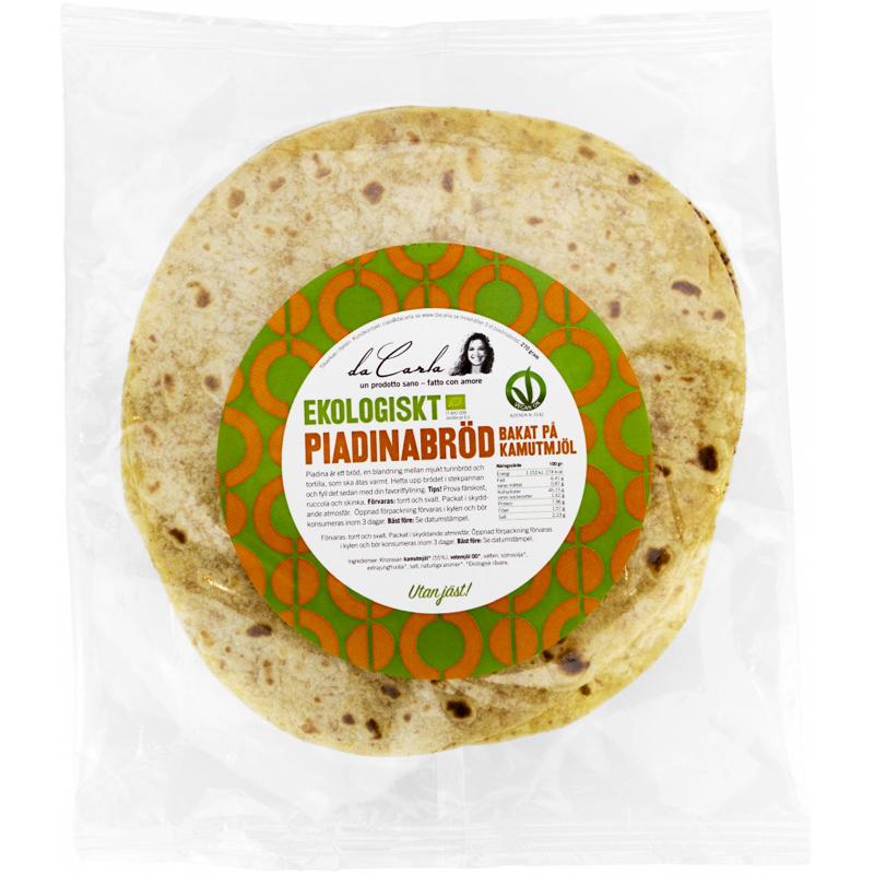 Piadinabröd 3-pack - 64% rabatt