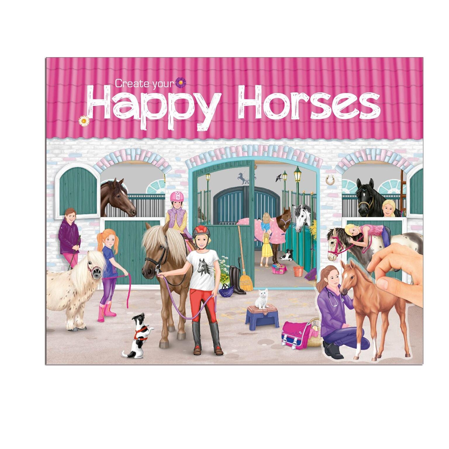 Creative Studio - Create your Happy Horses (0410176)
