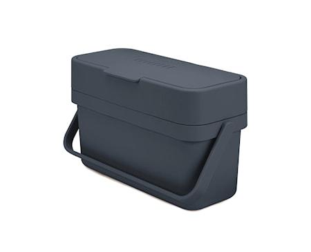 Compo™ Caddy Matavfallsbehållare Grå 4L