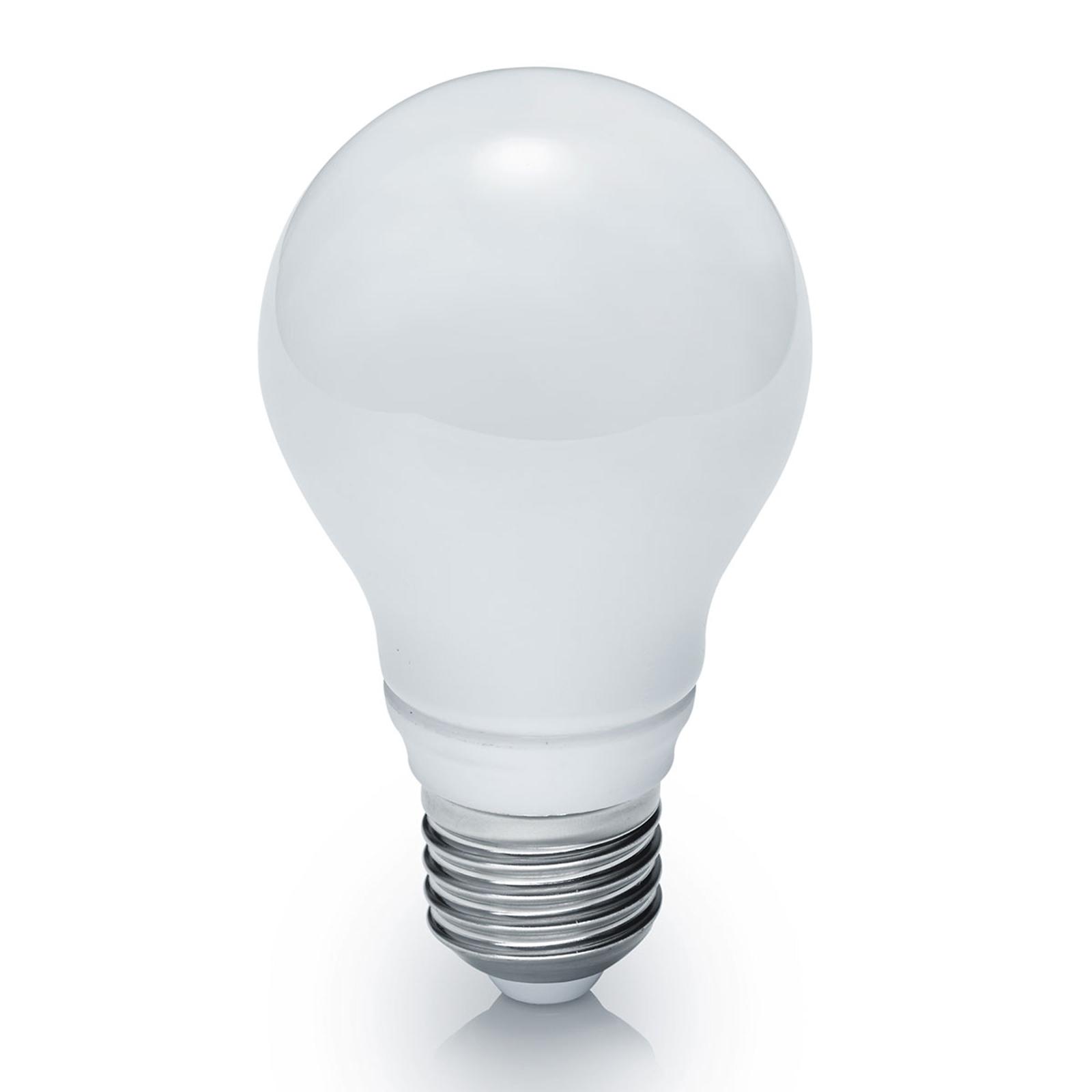 LED-lamppu E27 10W himmennettävä, lämmin valkoinen