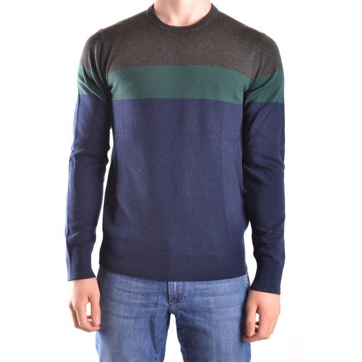 Michael Kors Men's Sweater Black 161535 - multicolor S