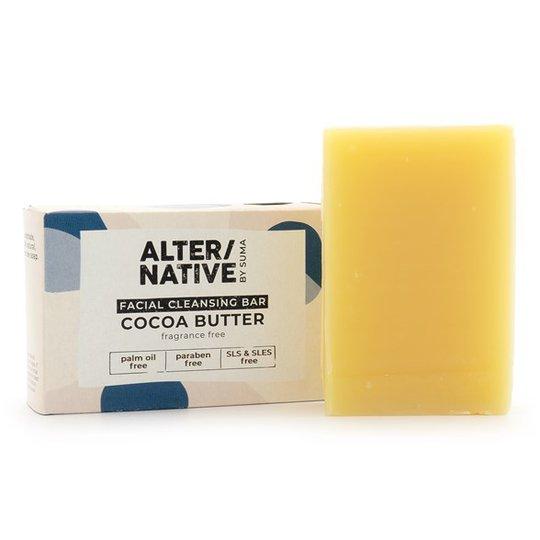 Alter/native Naturlig Handgjord Ansiktstvål - Cocoa Butter, 95 g