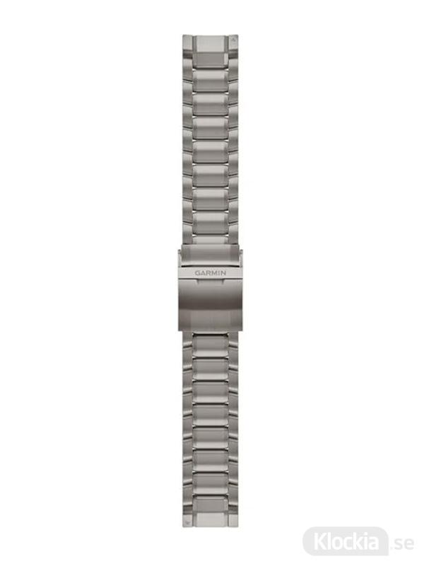 Garmin Marq QuickFit 22mm - Länkat Titanarmband 010-12738-01