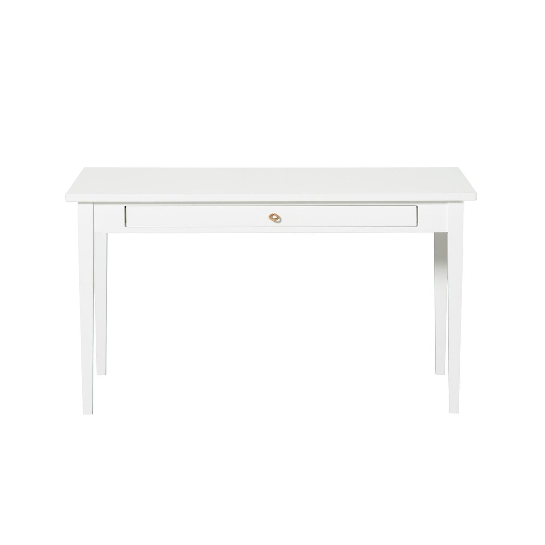Skrivbord med bred låda, Oliver Furniture