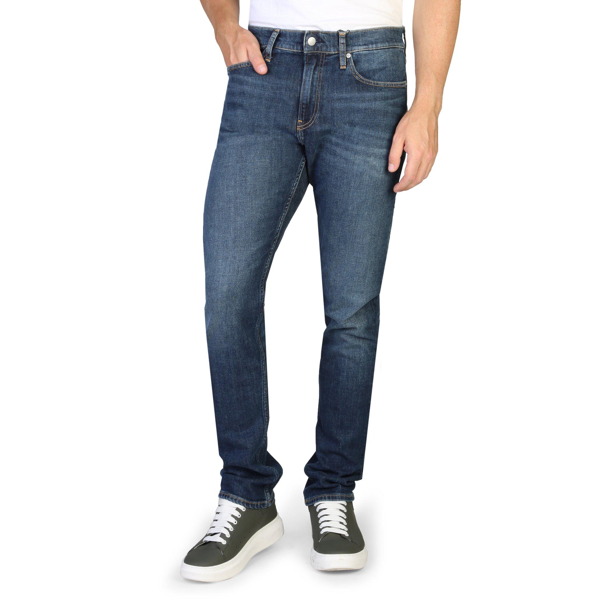 Calvin Klein Men's Jeans Blue 350078 - blue-1 28