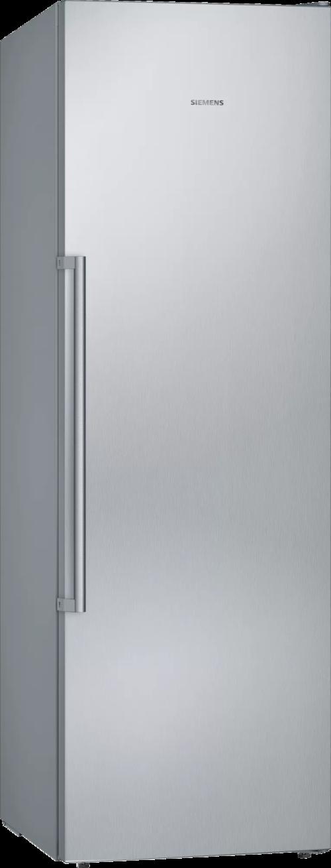 Siemens Gs36naidp Iq500 Frysskåp - Rostfritt Stål