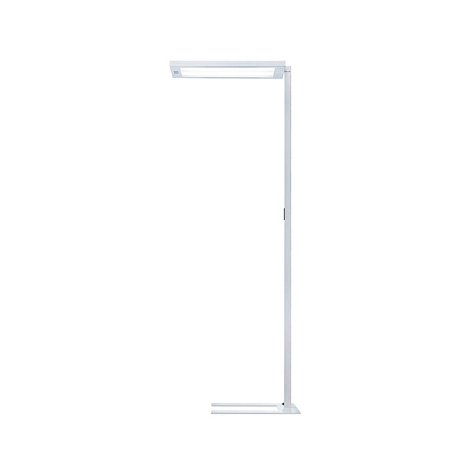 LED-gulvlampe Lavigo, DPS 16500/840/R/G2 hvit