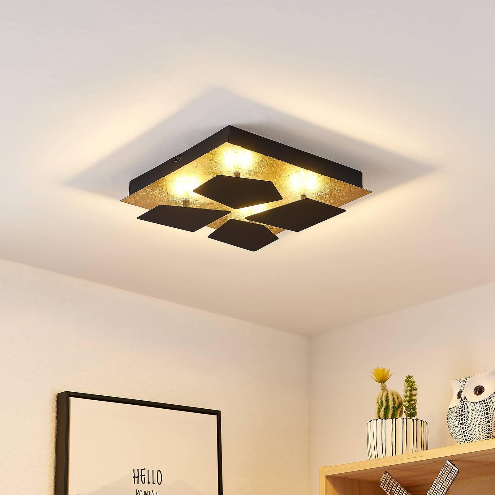 Lindby Lenjan -LED-kattovalaisin