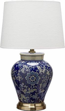 Bordlampe Fang Hong Med lampeskjerm Sofia