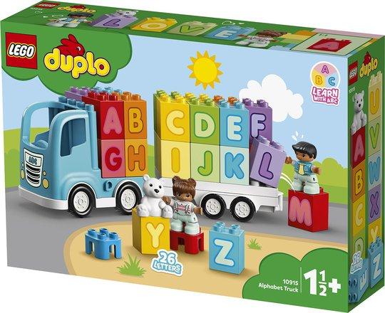 LEGO DUPLO 10915 Alfabetbil