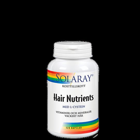 Hair Nutrients, 120 kapslar