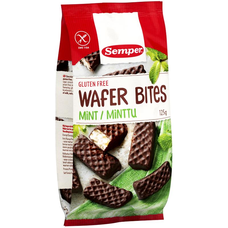 """Chokladrån """"Mint"""" 125g - 40% rabatt"""