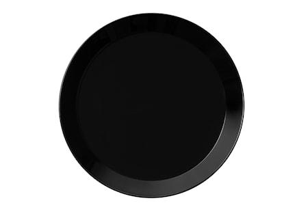 Teema Tallrik 26 cm svart