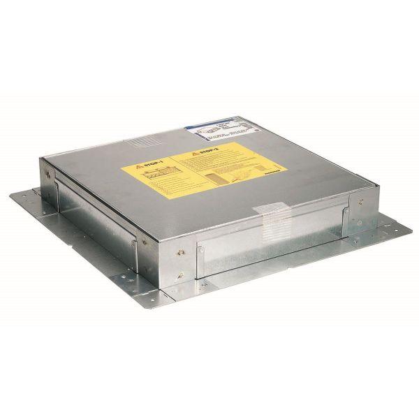 Schneider Electric 5197560 Innstøpingskasse med bunnplate 150-250 mm