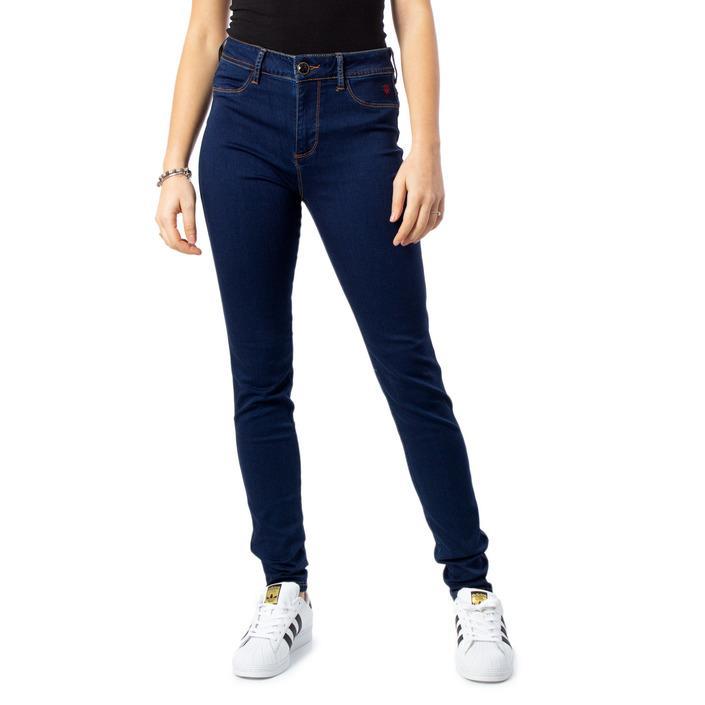 Desigual Women's Jeans Blue 170100 - blue W24