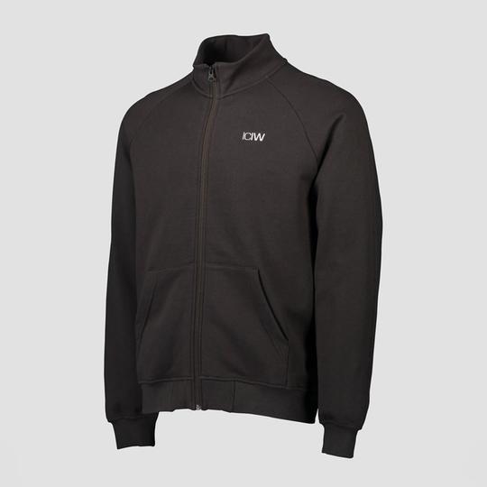 Essential Zipper, Dark Grey