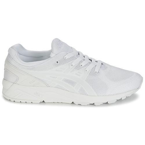ASICS Unisex Gel Kayano Evo Trainers Various Colours 8718833645368 - 3 UK White