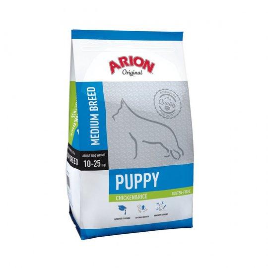 Arion Puppy Medium Breed Chicken & Rice (12 kg)