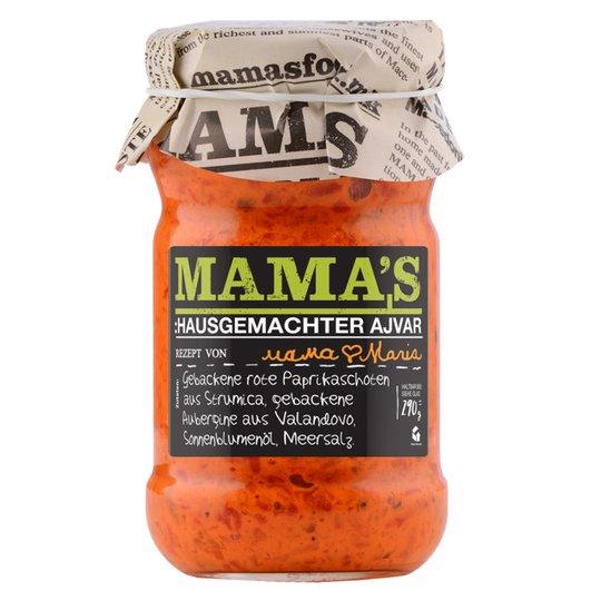 Mama's Ajvar 290g - 50% rabatt
