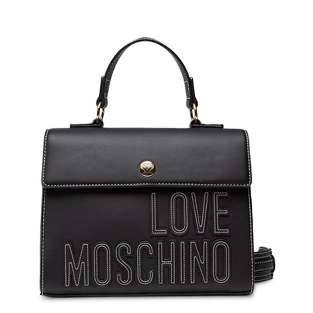 Love Moschino Women's Handbag Various Colours JC4177PP1DLH0 - black NOSIZE