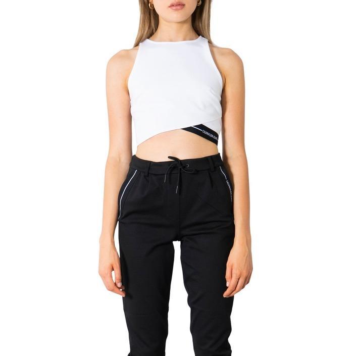 Calvin Klein Jeans Women's Tank Top Various Colours 299970 - white XS