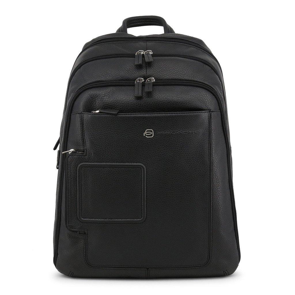 Piquadro Men's Backpack Various Colours CA1813VI - black NOSIZE