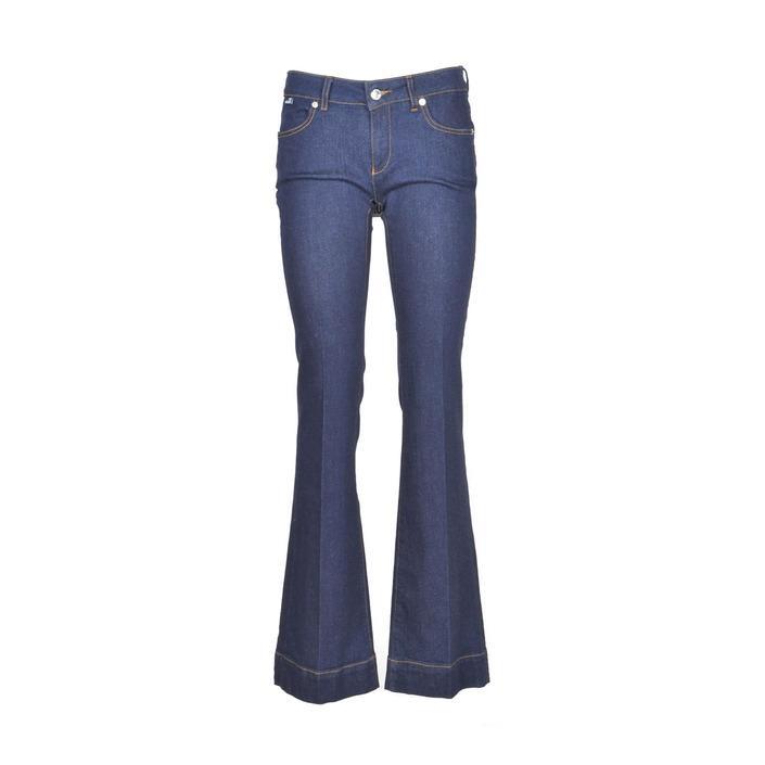 Love Moschino Women's Jeans Blue 213514 - blue 44