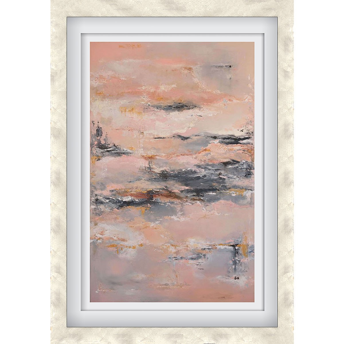 Japanese Garden in the Sky Silver - Small